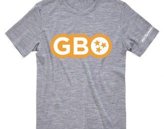 GBO HEATHER T-SHIRT